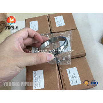 IX Sealing Rings Inconel625 Class 10000# Norsok L005 with Teflon PTFE coating